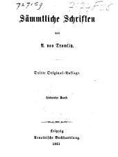 Sämmtliche Schriften: Band 7