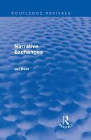 Narrative Exchanges  Routledge Revivals  PDF