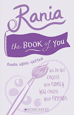 Rania  This is the Book of You PDF
