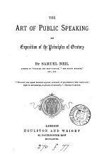The Art of Public Speaking ...