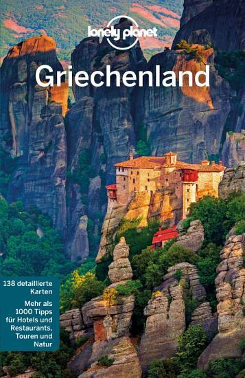 Lonely Planet Reisef  hrer Griechenland PDF