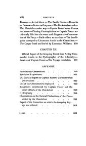 Narrative of a Voyage to the Southern Atlantic Ocean: In the Years 1828, 29, 30, Performed in H. M. Sloop Chanticleer, Under the Command of the Late Captain Henry Foster, F. R. S. &c. by Order of the Lords Commissioners of the Admiralty, Volume 2