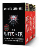 The Witcher Boxed Set  Blood of Elves  The Time of Contempt  Baptism of Fire Book