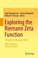 Exploring the Riemann Zeta Function PDF