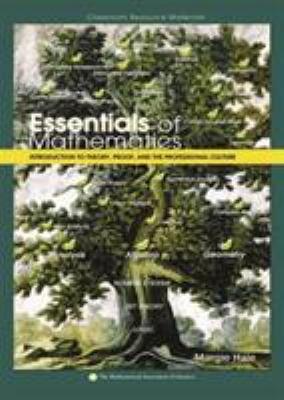 Essentials of Mathematics