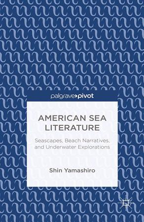 American Sea Literature  Seascapes  Beach Narratives  and Underwater Explorations PDF