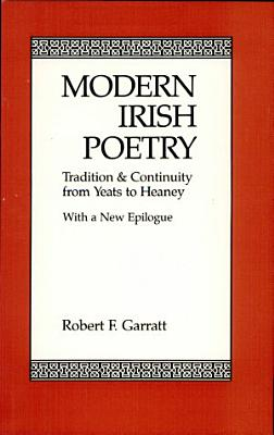 Modern Irish Poetry PDF