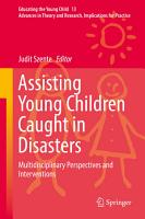 Assisting Young Children Caught in Disasters PDF