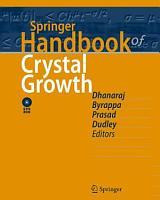 Springer Handbook of Crystal Growth PDF