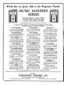 The Etude Music Magazine