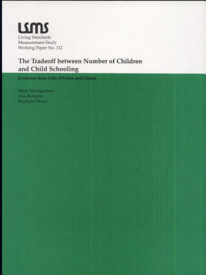 The Tradeoff Between Number of Children and Child Schooling PDF