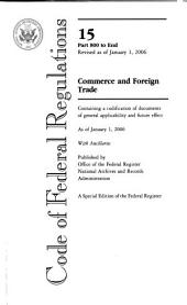 Code of Federal Regulations: 2000-