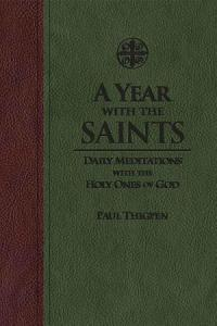 A Year with the Saints Book