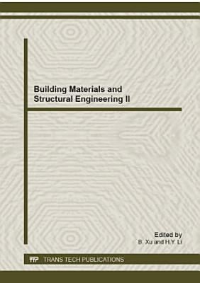 Building Materials and Structural Engineering II