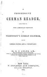 A Progressive German Reader PDF