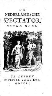 De Nederlandsche spectator: Volumes 3-4