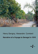 Narrative of a Voyage to Senegal in 1816