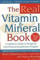 Real Vitamin and Mineral Book PDF