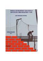Manual de seguridad y salud en la edificaci  n  obra industria y civil PDF