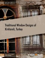 Traditional Window Designs of Kirklareli, Turkey