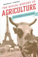 The Social History of Agriculture PDF