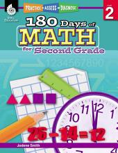 180 Days of Math for Second Grade: Practice, Assess, Diagnose