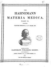 The Hahnemann Materia Medica PDF