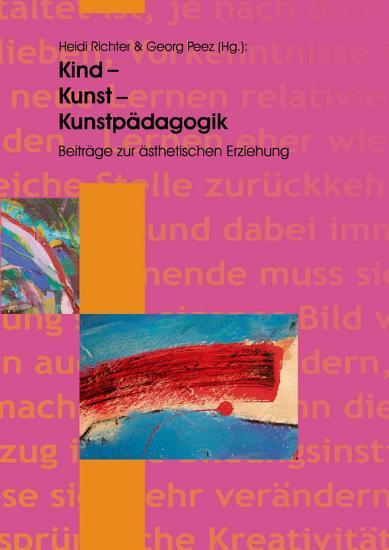 Kind   Kunst   Kunstp  dagogik PDF