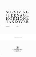 Surviving the Teenage Hormone Takeover PDF