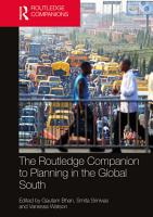 The Routledge Companion to Planning in the Global South PDF