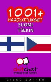1001+ harjoitukset suomi - Tšekin