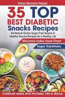 35 Top  Best Diabetic Snacks Recipes