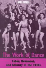 The Work of Dance PDF