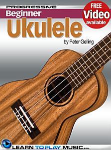 Ukulele Lessons for Beginners Book