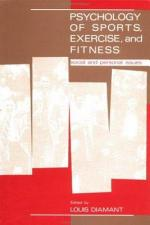 Psychology of Sports, Exercise, and Fitness