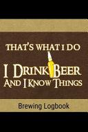 Brewing Logbook