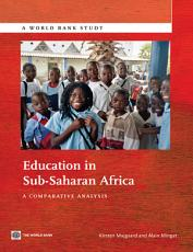 Education in Sub Saharan Africa PDF