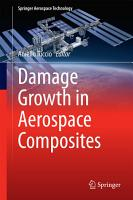 Damage Growth in Aerospace Composites PDF