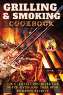 Grilling and Smoking Cookbook PDF