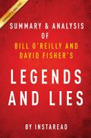 Legends and Lies by Bill O   Reilly and David Fisher   Summary   Analysis PDF
