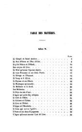 Fâves da Lafontaine: Mettowes ès Ligeois. (Lives V et VI)