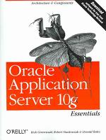 Oracle Application Server 10g Essentials PDF