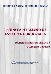 Lenin: capitalismo de estado e burocracia