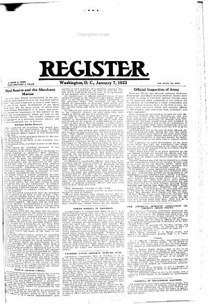 Army Navy Air Force Register and Defense Times PDF