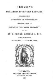 The Works of Richard Bentley: Volume 3