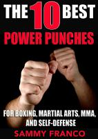The 10 Best Power Punches PDF
