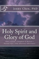 The Holy Spirit and Glory of God Book