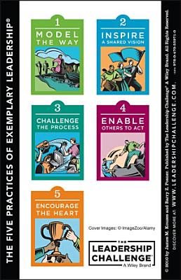 The Leadership Challenge Workshop Card  4e  Side A   The Ten Commitments of Leadership  Side B   The Five Practices of Exemplary Leadership