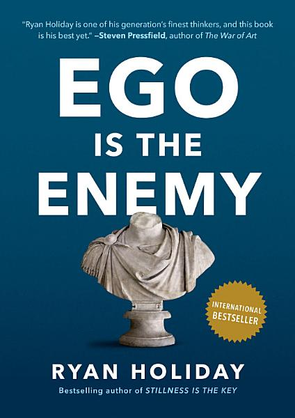 Download Ego Is the Enemy Book