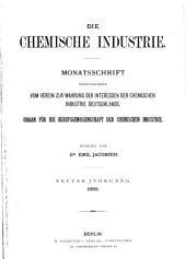 Die Chemische Industrie: Band 11